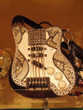 A guitar handbag!