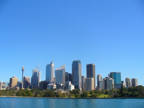 Sidney - a city that spellbound me!