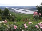 The romantic Rhine Valley!