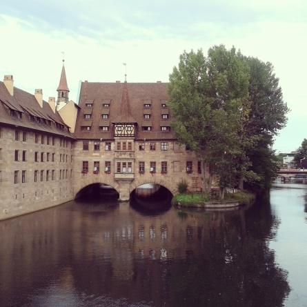 Medieval Nürnberg