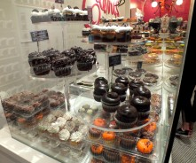Delicacies at the Chelsea Market - impossible to resist!