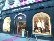 "The norwegian designers behind ""Moods of Norway"" have opened their ""Super Duper Store""s all over the world. But is there anything cooler then visiting a ""Super Duper Store"" in Norway? My answer is no."