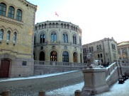 The Parlament is an important place for the country and can be visited by guests on certain days.