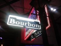 A Bourbon glow!