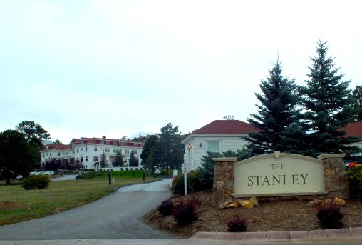 "Welcome to ""The Stanley Hotel"" in Estes Park. This is where the magic happened  (or the horror so to speak) when shooting the famous horror movie, The Shining (Stephen King). I was so scared just seeing the hotel from afar, that I did`t even enter it. No way! (redrum...redrum...goosebumps)"