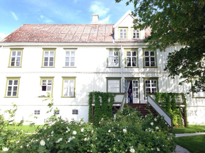 Melbu Hovedgård - a museum and event location without comparison!